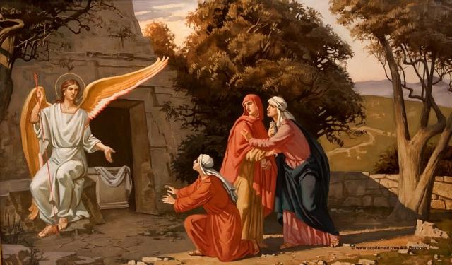 О Воскресении Христовом